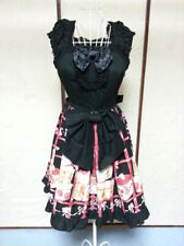Black Present Sweets Dress JSK BTSSB Baby Lolita VG