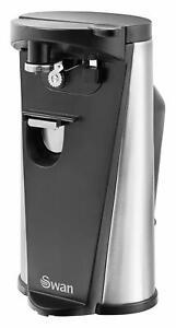 Can Opener Knife Sharpener Electric Bottle Opener Swan SP20110N Cheap Sale Buy