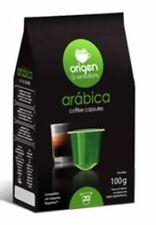 Capsulas Nespresso Compatibles Origen Arabica 120 Cápsulas