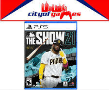 MLB The Show 21 PS5 Game Brand New & Sealed In Stock