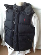 RALPH LAUREN Polo Elmwood Down Vest Gilet, Bodywarmer XL rrp £299