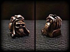 Tankman Beads Bead Knife Bronze Paracord Bracelet Collectible Handmade New
