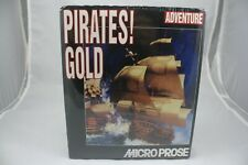 Pirates! Gold Adventure PC Game by Micro Prose. Brand New!