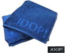 B_ JOOP! 1600 CLASSIC DOUBLEFACE HANDTUCH DUSCHTUCH SAUNATUCH 13 SAPHIR BLAU