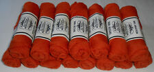 Vtg New Elsa Williams TAPESTRY NEEDLEPOINT WOOL YARN Skein Orange Red N223