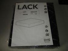IKEA Lack Floating Shelf 30 x 26 cm (11 3/4 x 10 1/4) Black - Brand New, Sealed