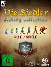 Die Siedler History Collection (7 Spiele) - PC - *NEU*