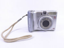 New ListingCanon Powershot A540- Digital camera *uses Aa batteries *point & shoot