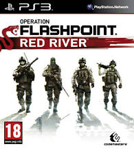 Operation Flashpoint Red River PS3 Playstation 3 IT IMPORT CODEMASTERS