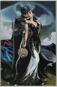 BATMAN 50 F G VARIANTS NYCC SCOTT CAMPBELL ACTUAL SCANS CATWOMAN WEDDING
