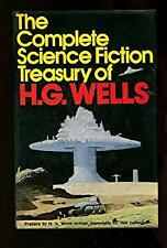Complete Science Fiction Treasury of H. G. Wells Hardcover H. G. Wells