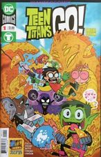 TEEN TITANS GO SPECIAL EDITION #1 2018 BAR CODE COMIC BOOK SOLD OUT SCARCE 2