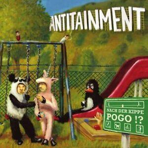 Antitainment - Nach Der Kippe Pogo!? [LP][gold]