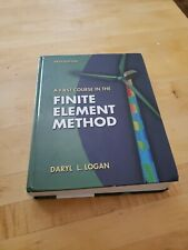 A First Course in the Finite Element Method by Daryl L. Logan (2011, Hardcover)