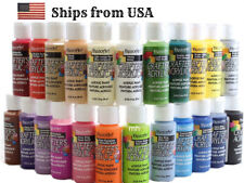 DECOART ACRYLIC ART CRAFTERS MATTE FINISH PAINT 59ML MANY COLORS TO CHOOSE FROM