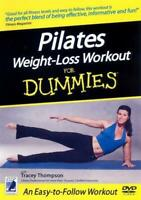 Pilates Weight Loss Workout For Dummies (DVD / Tracey Thompson 2006)