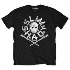 EMINEM T-Shirt Shady Mask OFFICIAL MERCHANDISE
