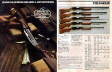 Remington 1979 Firearms Catalog
