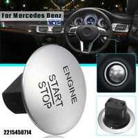 Keyless Go Start Stop Button For Mercedes Benz ML,GL,R,S,E,CLASS 2215450714