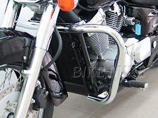PROTECTOR DE MOTOR BIG Ø 38 Cromo Protección GUARDIA HONDA VT 750 MUCHOS MODELOS