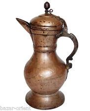 Antik orient islamic Teekanne Kanne antique Ewer afghan teapot pitcher 19 Jh. 30