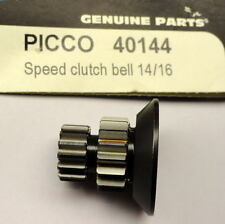 NOS Picco Centax type Clutch bell 14/16  # 40144 Speed Integra 1/10 1/8 On Road