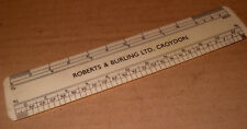 Roberts & Burling Ltd Roofing Conversion Rule - 6""