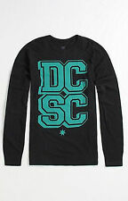 BRAND NEW DC SHOES MENS GUYS GRAPHIC T SHIRT CREW TEE PREMIUM FIT TOP BLOUSE L