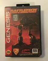 BattleTech: A Game of Armored Combat (Sega Genesis, 1994) BOX ONLY NO GAME
