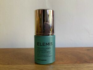 Elemis Pro Collagen Advanced Eye Treatment 15ml ANTI-AGEING MADE IN ENGLAND NEW
