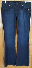 Woman's Genetic Denim Boot Cut  Jeans Size 29 Stretch