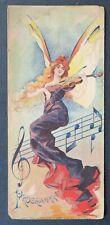 Programme 1898 THÉÂTRE CASINO NOGENT Figuerès Art Nouveau Jugendstil