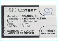 UPGRADE Battery For NOKIA Asha 200, 201, C3, Glee, Lumia 520, 520.2, 521, 525,