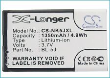 UPGRADE Battery For NOKIA Asha 200, 201, C3, Glee, Lumia 520, 520.2, 521, 525,