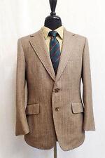 Men's Vintage Bespoke Robert Bunney of Grassington Tweed Suit 38R W32 L28 SS8084
