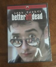John Cusack Better Off Dead Widescreen Collection New
