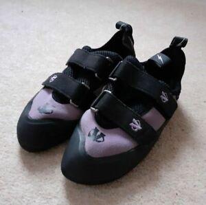 Evolv Trax climbing shoes UK 5.5