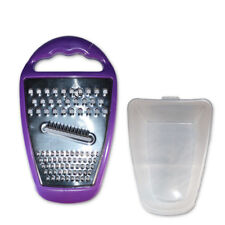 Cheese Grater with Plastic Container Tray Handy Utensil for Kitchen Food Use  sc 1 st  eBay & Box Grater | eBay Aboutintivar.Com