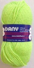 DANY VERDE LIME GR 50 N°550 BAGNO 2395 100%25 ACRILICO