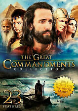 The Great Commandments Collection - 23 Features, Good DVD, Ian Wolfe, George Mac