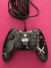 Xbox One Wired Controller Kylo Ren Star Wars immaculate condition