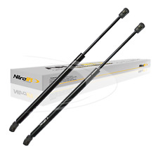 2 PC Rear Window Back Glass Lift Supports On Hatch Strut Arm Rod For Ford Escape