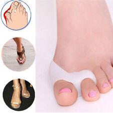 2Pcs Bunion Device Hallux Valgus Orthopedic Braces Toe Separator Thumb Corrector