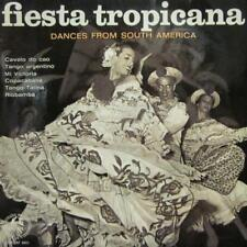 "Fiesta Tropicana(7"" Vinyl)Dances From South America-Concert Hall-M 977-VG/VG"
