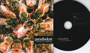 Paradise Lost  CD-SINGLE BELIEVE IN NOTHING ( PROMO )