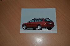 PHOTO DE PRESSE ( PRESS PHOTO ) Audi A4 Avant 2.8 de 1996 AU331