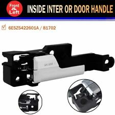 Interior Door Handle For 06-12 Ford Fusion 2007-2012 Lincoln MKZ front Driver