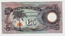 Biafra £5   1968   BB+++    VF+++   pick 6a lotto   1176
