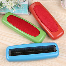Plastic Sweeper Carpet Table Single Brush Dirt Crumb Collector Cleaner Roller HF
