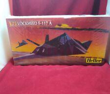 Heller 1.72 Lockheed F-117 A  Aircraft Model Kit